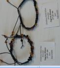 Adjustable Healing Amber Bracelet